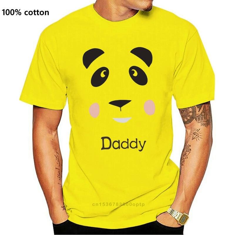 New Panda T Shirt Panda bear Family T Shirt Panda Face Funny Cute Print Father Mother Kids Family Se