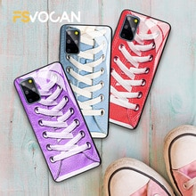 Sneakers Pattern Phone Case For Samsung Galaxy S21 S20 FE Plus A71 70 A51 50 S10 Note 20 10 Ultra Sh