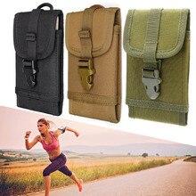 5,5 Zoll Handy Tasche Outdoor Training Military Pouch Taille Holster Tasche ALS88