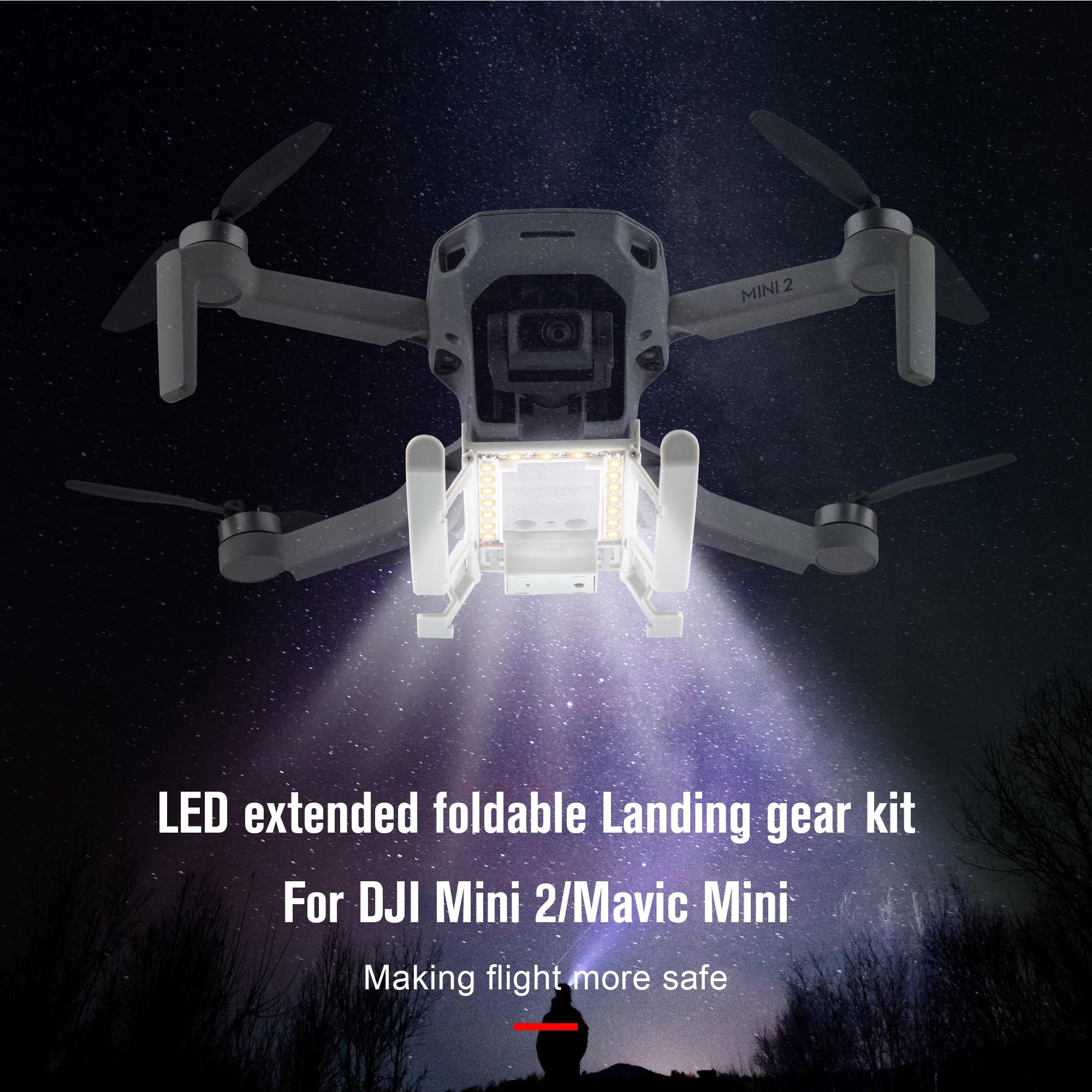 mini-2-carrello-di-atterraggio-pieghevole-lampada-a-led-kit-skid-di-atterraggio-espansione-estesa-per-dji-mavic-mini-mini-2-accessori-per-droni