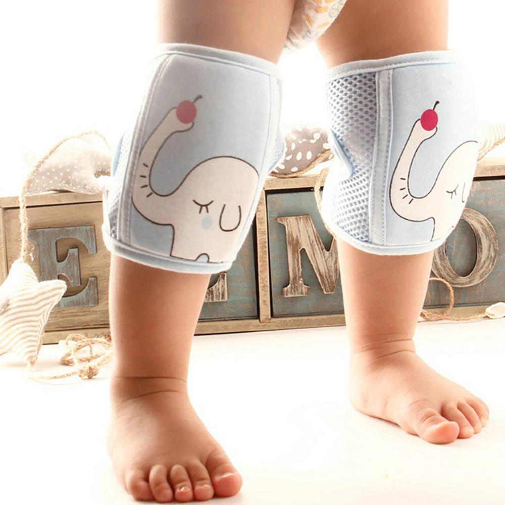 Kinder Nicht Slip Krabbeln Elbow Säuglinge Kleinkinder Baby Zubehör Nette Knie Pads Protector Sicherheit Knie Pad Bein Wärmer Mädchen Jungen