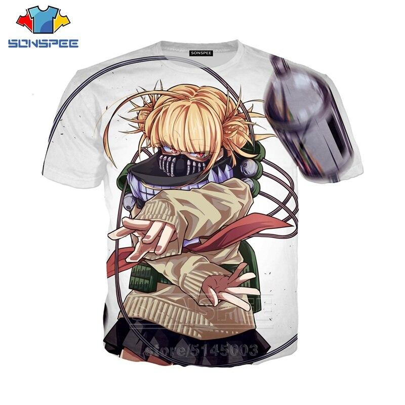 Camiseta My Hero Academia, sudadera con estampado en 3D de Anime para hombres y mujeres, Bakugou Katsuki, All Might, manga corta, parte de arriba de estilo Hip Hop, Jersey C001-04