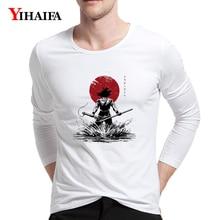 Casual Newest Long Sleeve T Shirt Mens Baseball Tee Dragon Ball Goku Printed Pullover Tops Undershirt Autumn T-Shirts