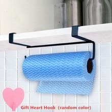 Kitchen Tissue Holder Hanging Bathroom Toilet Paper Towel Holder Rack Kitchen Roll Paper Holder Toilet Paper Stand Towel