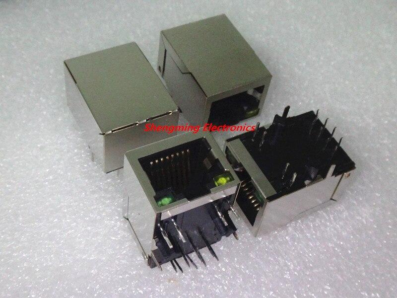 5pcs HR911105A HR911105 Single Port Conector RJ45