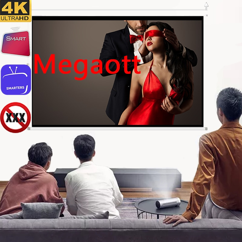 Megaott X-X-X 4K Extra fee