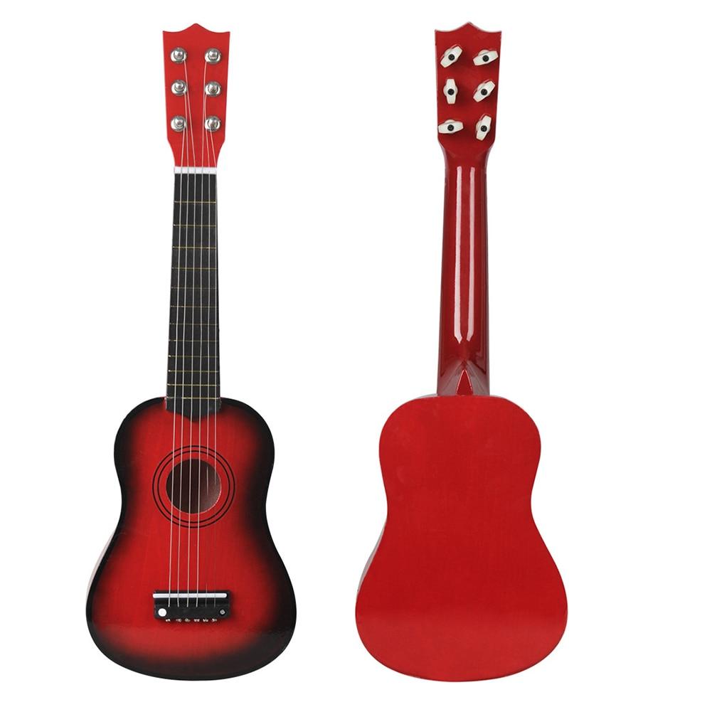 21 inch Basswood Acoustic Guitar Classical Guitar Musical Instrumental Starter Beginner Music Lovers Kids Gift enlarge