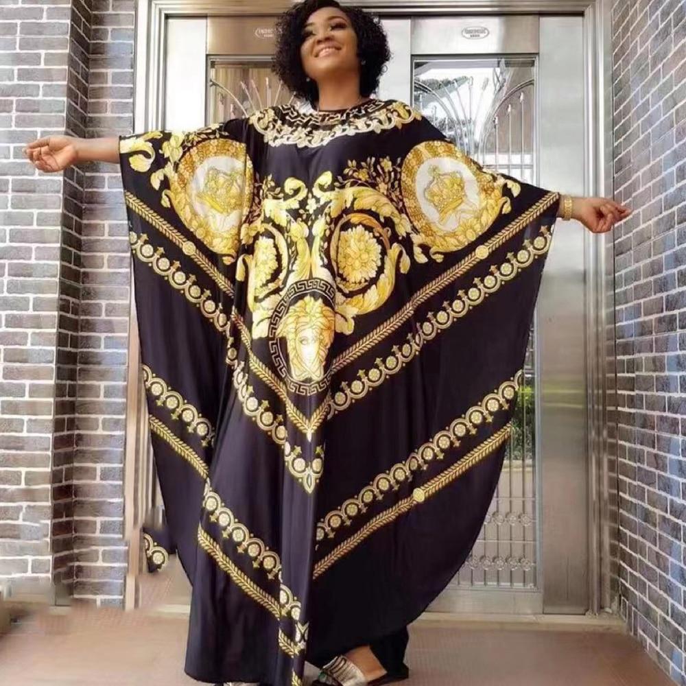 Африканские платья для женщин 2020 Дашики летнее платье больших размеров женская традиционная африканская одежда сказочные мечты