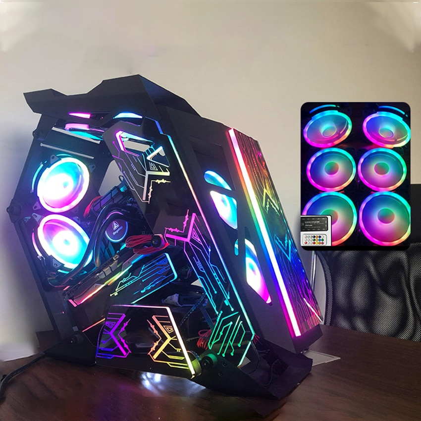 atx-computer-gaming-case-tempered-glass-gaming-computer-special-shaped-desktop-computer-mainframe-support-m-atx-itx-motherboard