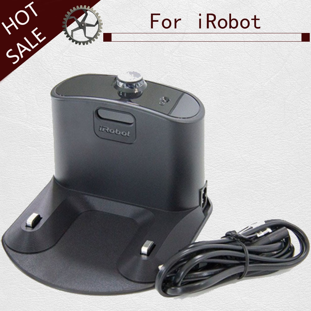 Charger Dock Base Charging Station For Irobot Roomba 500 600 700 800 900 Series Robot Vacuum Cleaner Accessories
