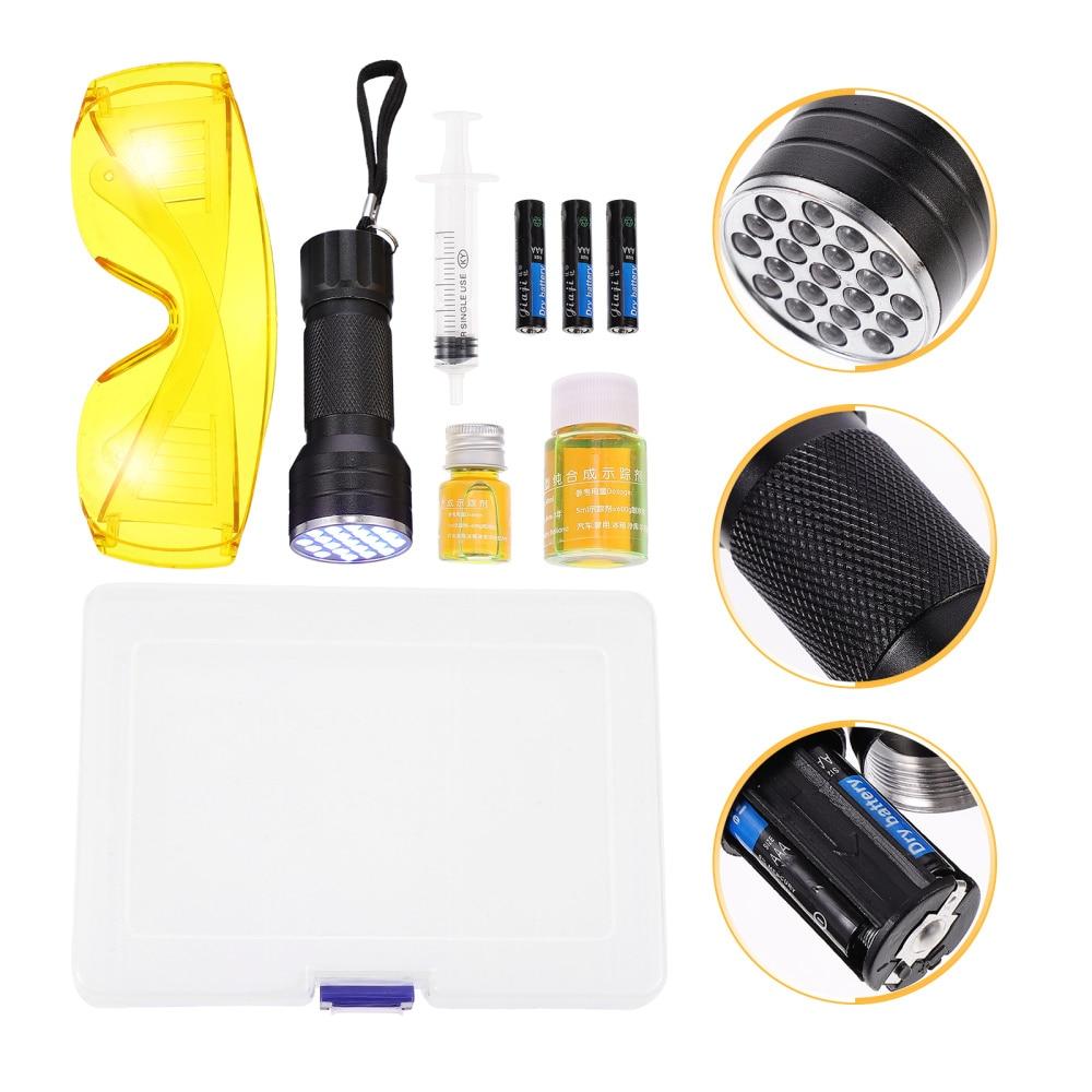 AliExpress - 1 Set Portable AC Leak Detector Tool Refrigerant Leak Detection Tool Kit Suitable For Car Home Cold Storage