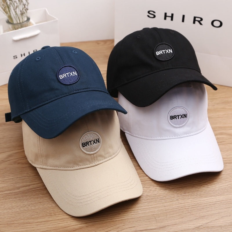 Trendy style embroidery baseball cap in the summer of 2021 the new corolla, Japan and popular letter