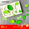 Tree Maple Leaf Mold Silicone Fondant Cake Decorating Tools Chocolate Baking Mould 3D Sugarcraft Resin Clay Homemade Bakeware
