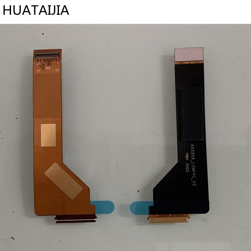 LCD فليكس كابل ربط مع اللوحة لينوفو الذكية تبويب M10 FHD زائد 2nd الجنرال TB-X606F TB-X606N TB-X606M LCD كابل