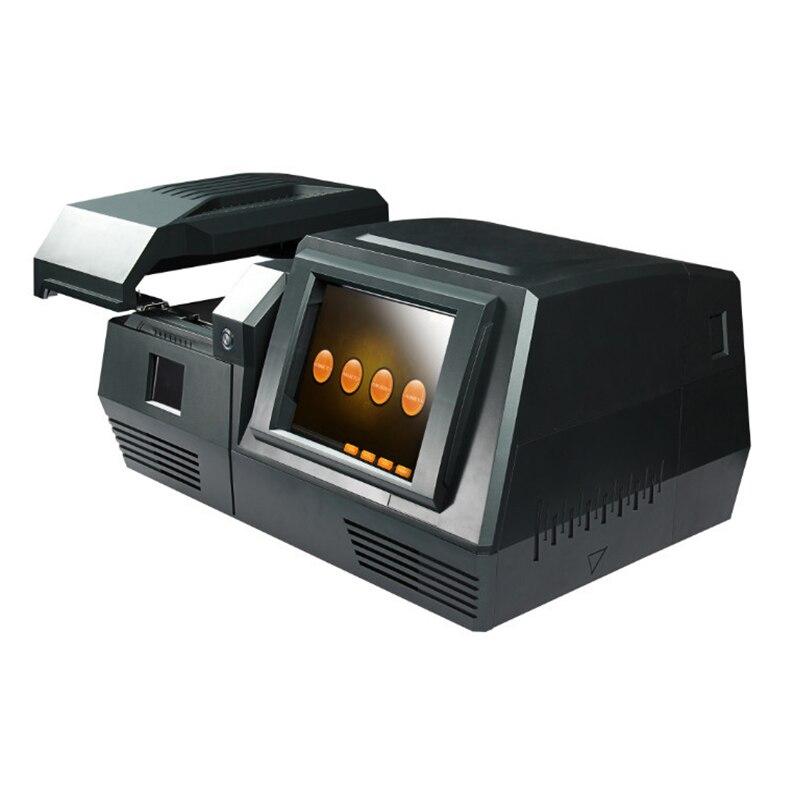 Analizador de oro XRF, máquina de prueba de pureza de oro, máquina de prueba de Metal para Au Ag Cu Pt Pb