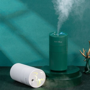 Office Mist Spraying Air Humidifier USB Aromatherapy Essential Oil Diffuser Portable Ultrasonic Atomizing Air Purifier