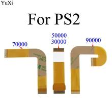 Für Sony PS2 Flex Flexible Flach Band Kabel Laser Objektiv Verbindung SCPH 30000 50000 70000 9000X 90000 Für Sony Playstation 2