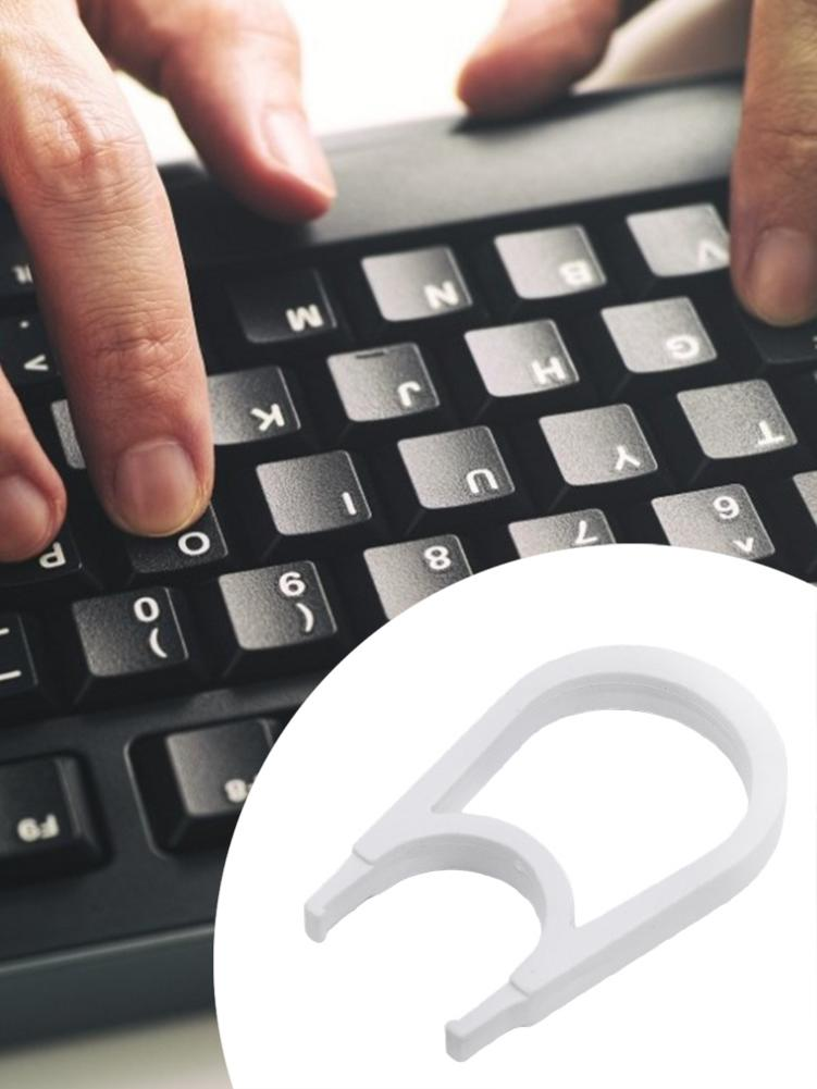 Портативный экстрактор клавиатуры, съемник клавиатуры, инструмент для удаления клавиатуры, съемник, съемник, инструмент для ремонта клавиа...