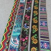 5 yards width 1 inch 25mm webbing ribbon luggage belt straps rope dog pet collar leash harness backpack bag garment accessories