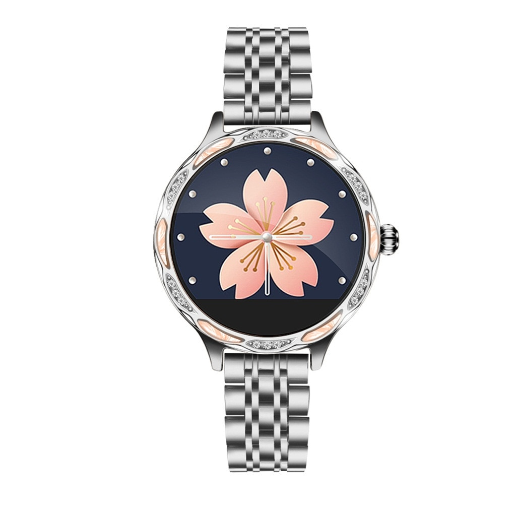 Reloj inteligente M9 Sport IP68 para mujer, reloj inteligente deportivo resistente al agua, con pantalla a Color, recordatorios fisiológicos