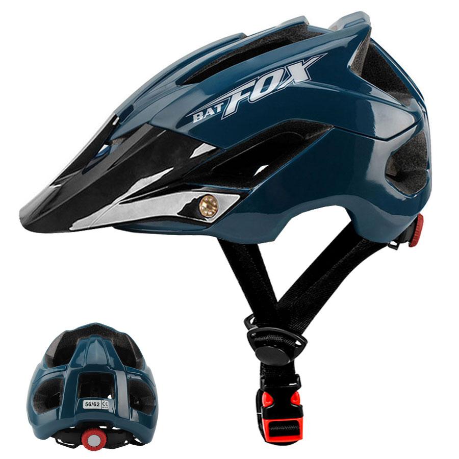 Nuevo casco de bicicleta MTB ciclismo bicicleta deportes casco de seguridad fuera...
