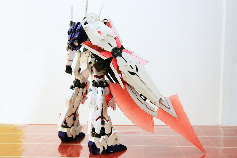 Новая гиперлучевая Система Оружия Javelin ДЛЯ Bandai 1/60 PG RX 0 Unicorn Gundam Игровые фигурки и