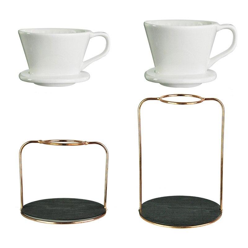 قابلة لإعادة الاستخدام صب أكثر من القهوة تصفية موقف دعوى ل فنجان القهوة فنجان القهوة الدائم للعلامة القهوة
