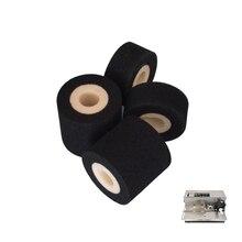 Rouleau dencre chaude 36*32mm imprimante à transfert thermique rouleau dencre chaude utilisé sur la machine de codage AT1100A