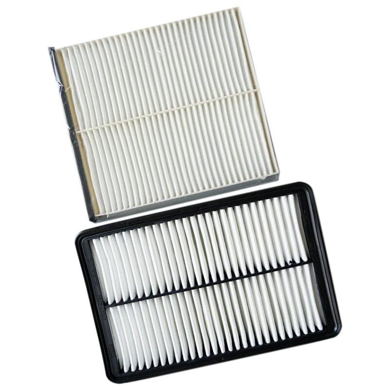 Filtros de aire de motor y filtros de aire de cabina aptos para Mazda 3 6 CX-5 KD45-61-J6X