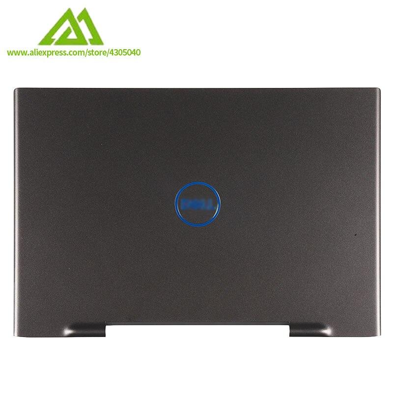 جديد الأصلي LCD الغطاء الخلفي LCD غطاء علوي الحال بالنسبة ديل G5 5590 غطاء 0TJ5K7 الأزرق الشعار