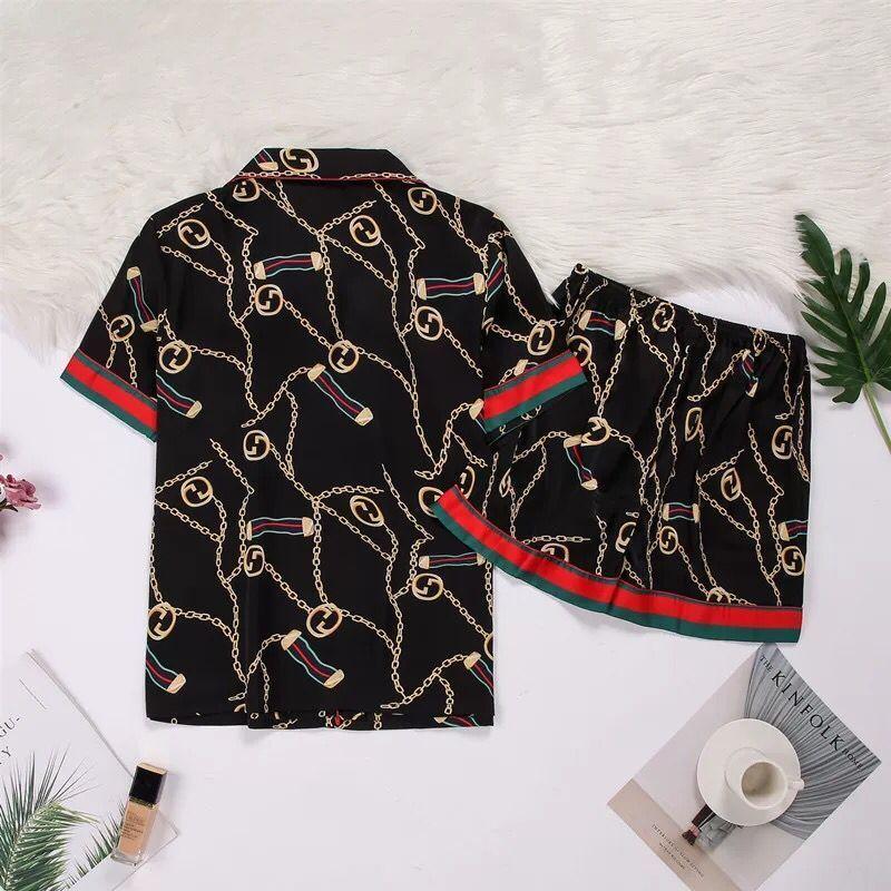 2021 мужчины% 27 пижамы лето короткий рукав лед тонкий добавить толстый большой размер сетка красный популярный свободный лето зеленый домашний костюм