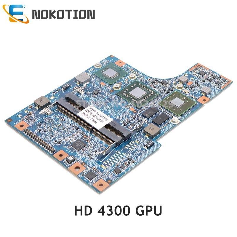 NOKOTION MBPDU01002 MB PDU01.002 placa base de Computadora Portátil para Acer aspire...