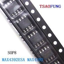 5Pieces MAX4392ESA MAX4392 SOP8 Integrated Circuits Electronic Components