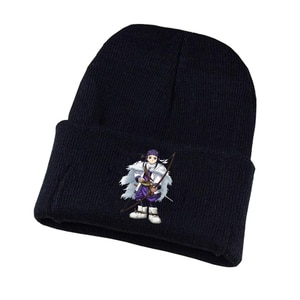 Golden Kamuy Knitted hat Cosplay hat Unisex Print Adult Casual Cotton hat teenagers winter Knitted Cap