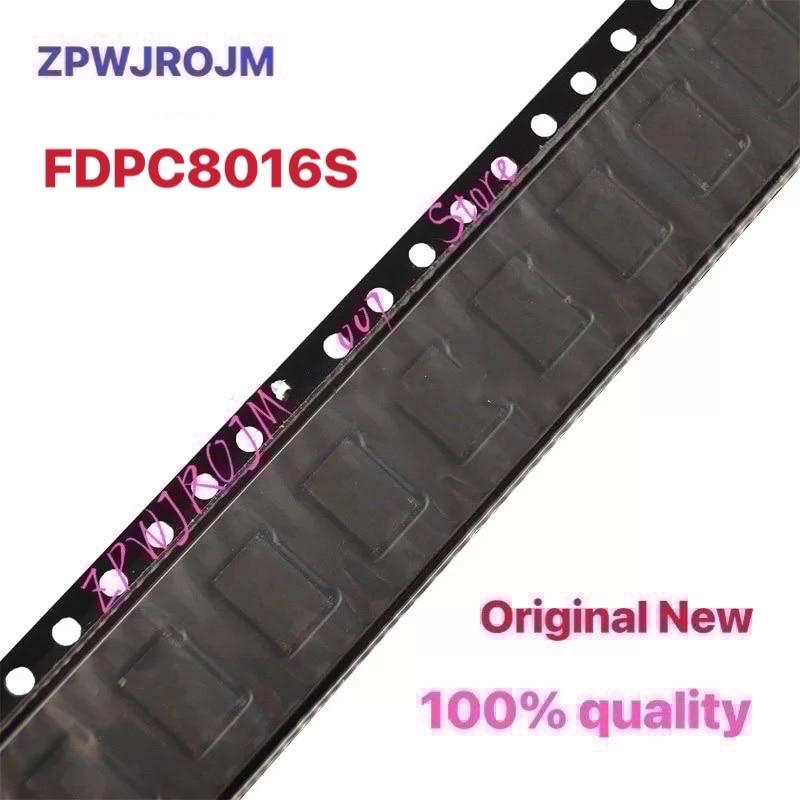 5-10pcs/lot FDPC8016S 050D 150D QFN-8