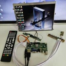 Hdmi + 2AV + Vga + Achteruitrijcamera Driver Board + Usb Functie + Audio Output + 9.7 Inch LTN097XL01 1024*768 On-Board Dyi Kits