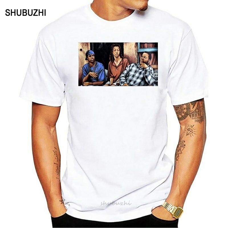 Camiseta de algodón para hombre de la película S - XXL del viernes del Skate de la marca SS de BYE Felicia