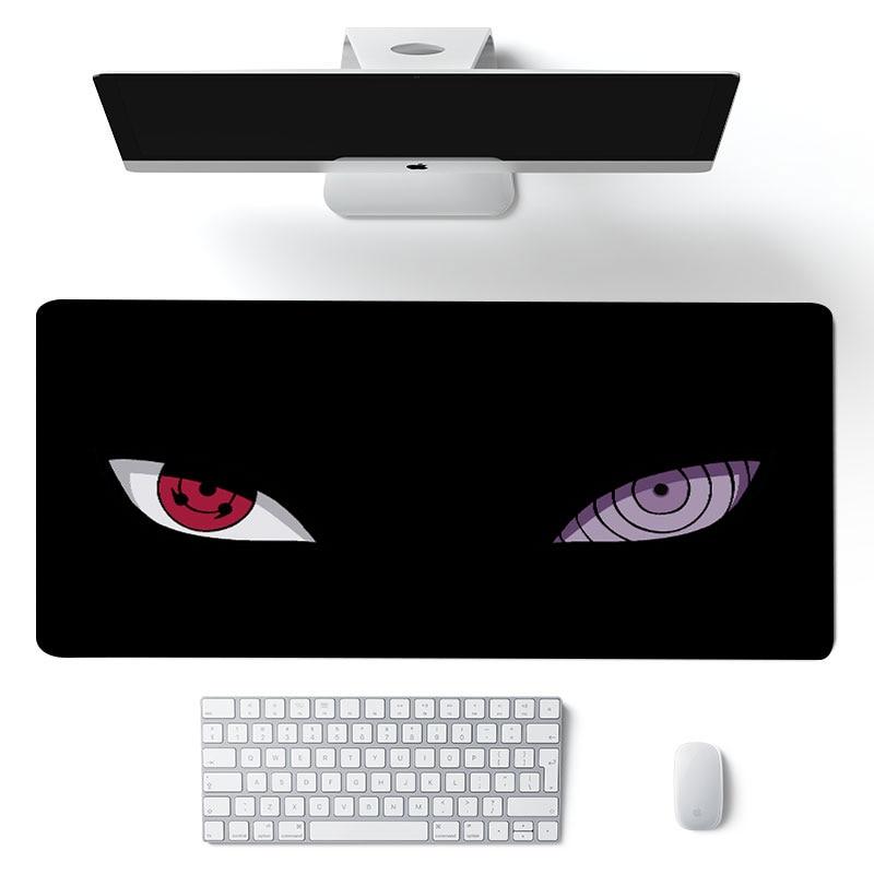 Коврик для мыши Uchiha 90x40 см, коврик для мыши, компьютерный коврик для мыши, властный игровой коврик для мыши, игровой коврик для клавиатуры, ко...