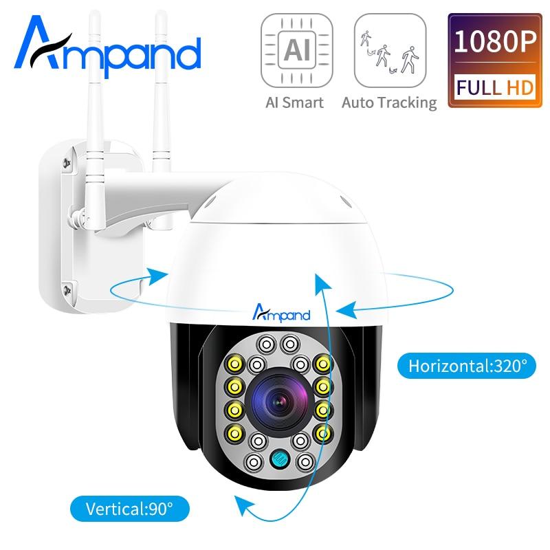 Ip-камера купольная, 1080P, 2 Мп, ptz, Onvif