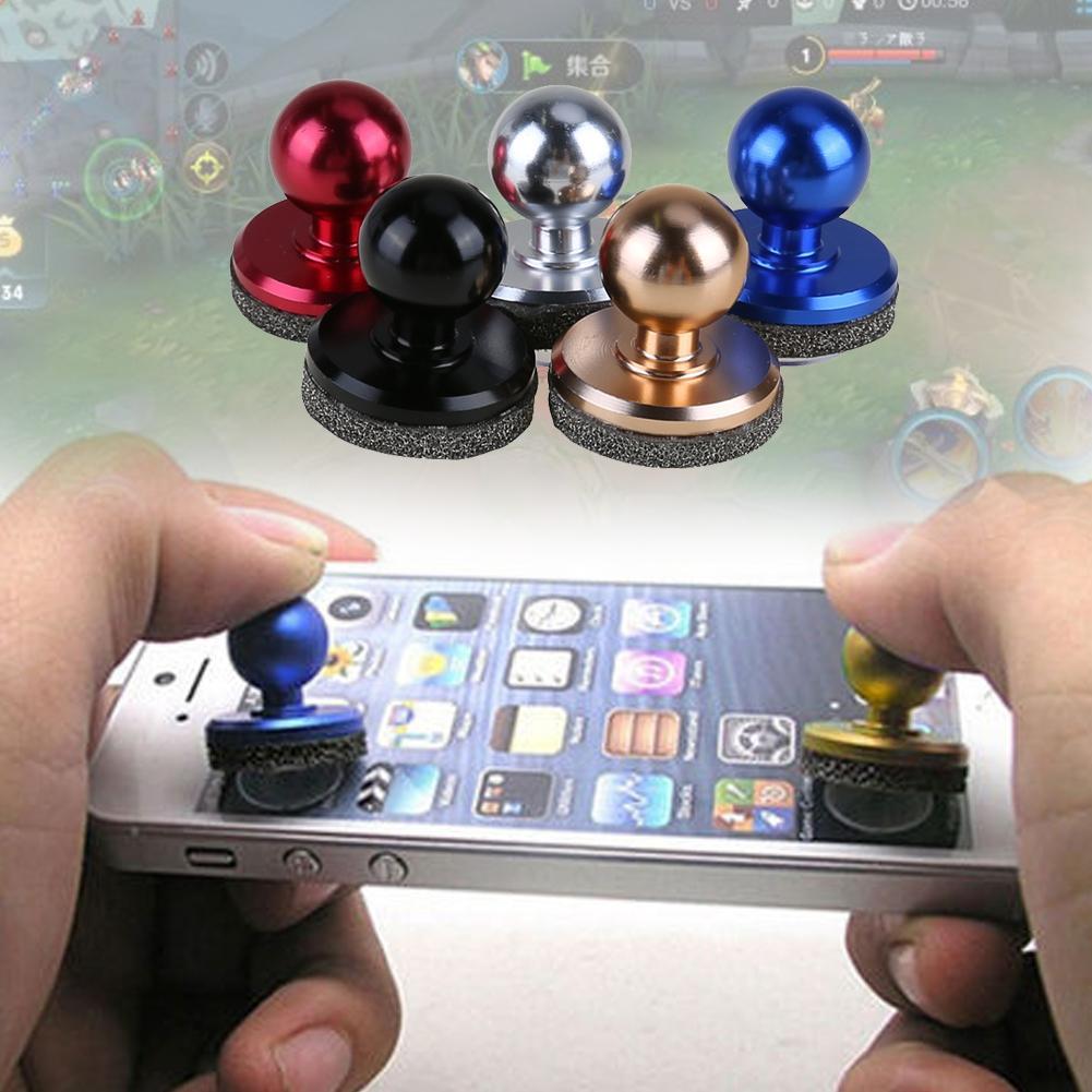 Мини игровой джойстик Джойстик для сенсорного экрана для телефона iPad Andriod игровой джойстик для Мобильный телефон легкий Куриный Ужин