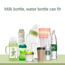 Baby Stroller Cup Holder Rack Bottle Universal 360 Rotatable Cup Holder for Pram