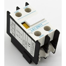 LA1-DN11 F4-11 1NO + 1NC Hulpcontactblok Voor CJX2 LC1-D Serie Ac Schakelaar