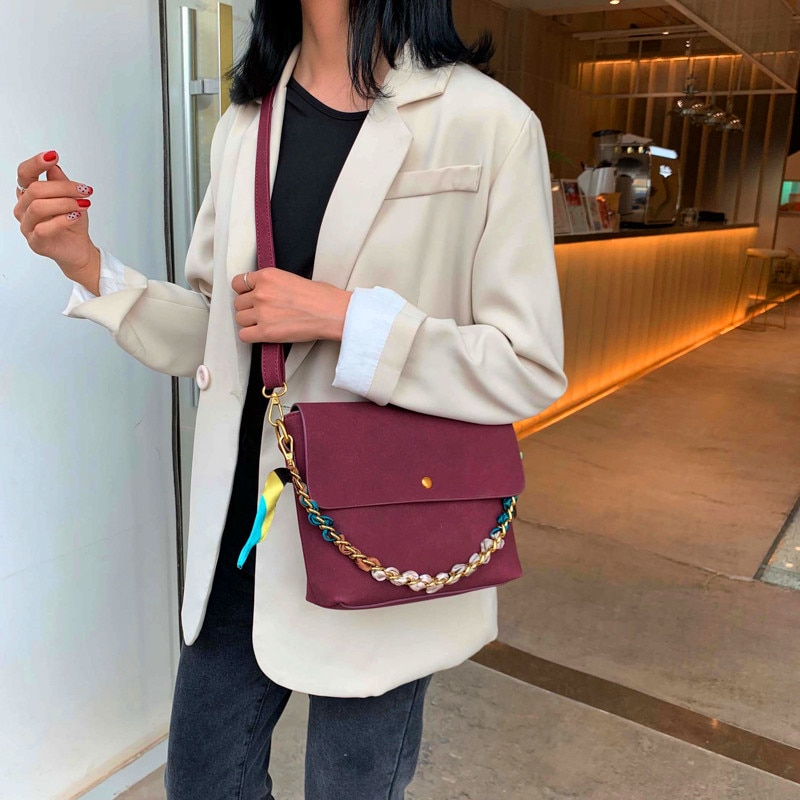 Weave Flap Bags Square Crossbody bag 2020 Summer New High quality Leather Women's Designer Handbag Travel Shoulder Messenger Bag