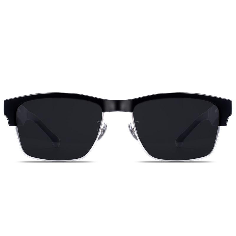New Bluetooth glasses smart Bluetooth polarized sunglasses directional audio conduction MK2 smart glasses headphones enlarge