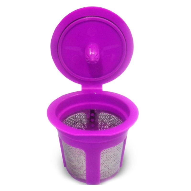 TOP!-Reusable K Cups for Keurig 2.0 Coffee Makers,Universal Refillable KCups, Keurig Filter,K Cup Reusable Filter