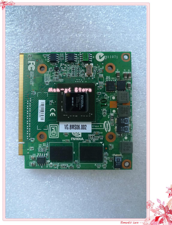 Kai-Für EIN c er Aspire 7520G 4520G 7720G 5920G 5520G Serie Laptop n V ich d ich eine GeForce 8400 8400M GS MXM II DDR2 128MB