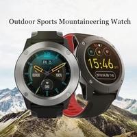 smart band ip67 waterproof smart watch mountain climbing heart rate altitude measurement metronome sports bracelet