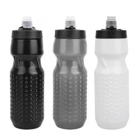 710cc bicycle water bottle mountain bike magnetic outdoor riding bottle large volume quick pull up bottle for cycling