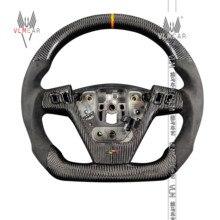 Volant de volant personnalisé privé pour CTS V1 2004-2008 / Alcantara