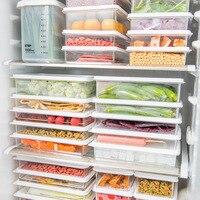 Food Organizer Home Plastic Food Storage Box Grain Container Kitchen Organizer Kitchen Organizer Food Snack Vegetables Organizer